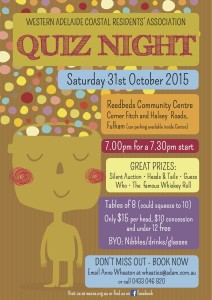 WACRA Quiz Night 2015